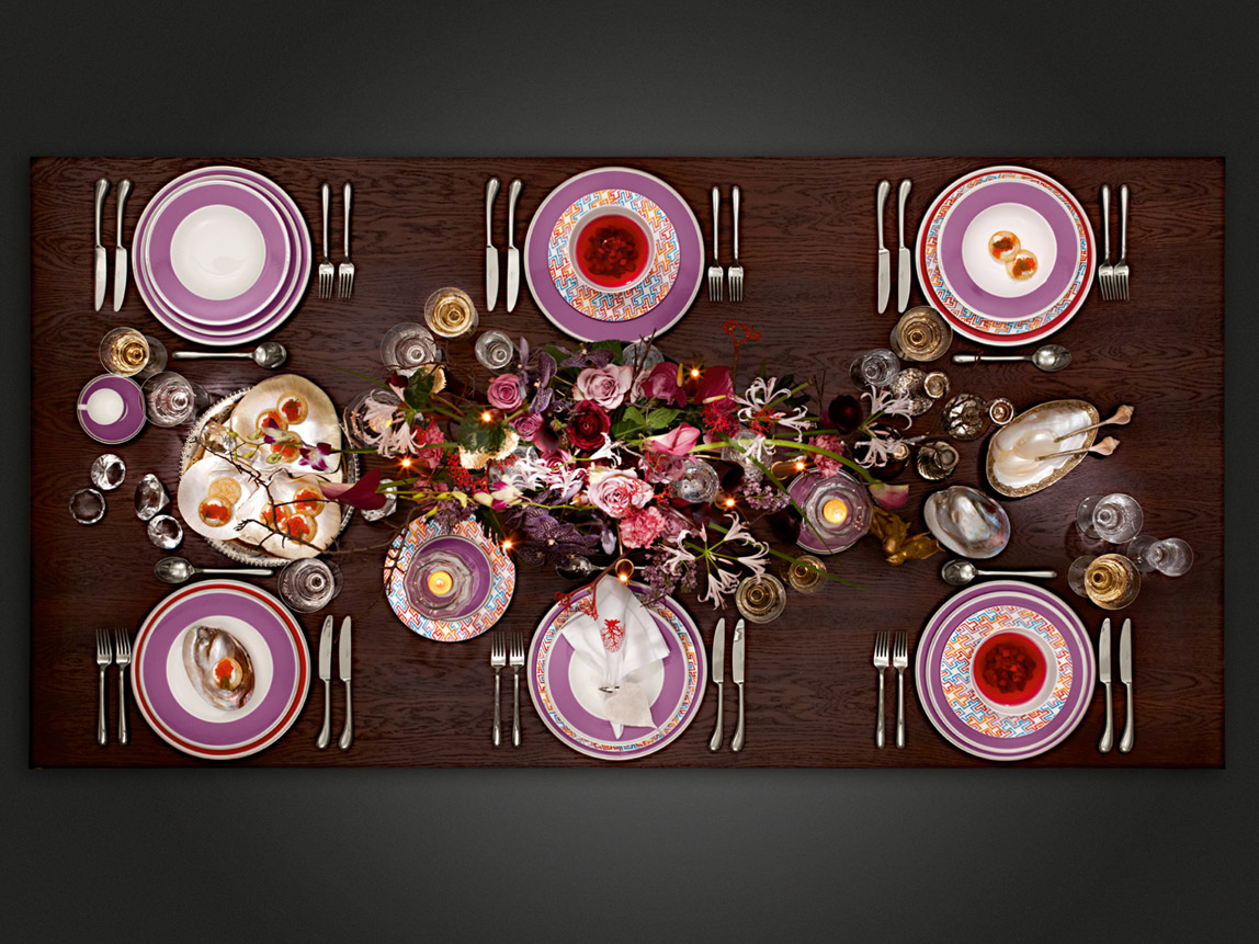 Villeroy & Boch – Decor Anmut Bloom