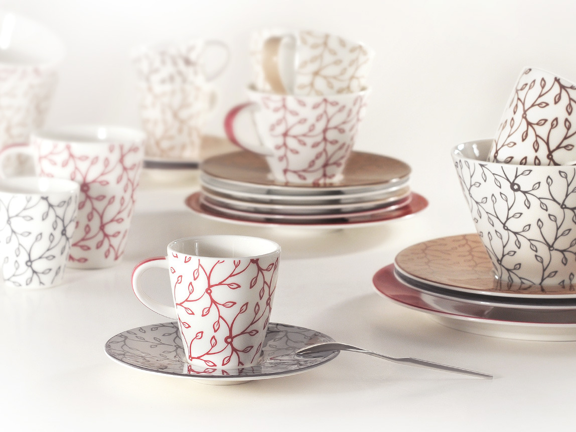 Villeroy & Boch – Decor Caffè Club