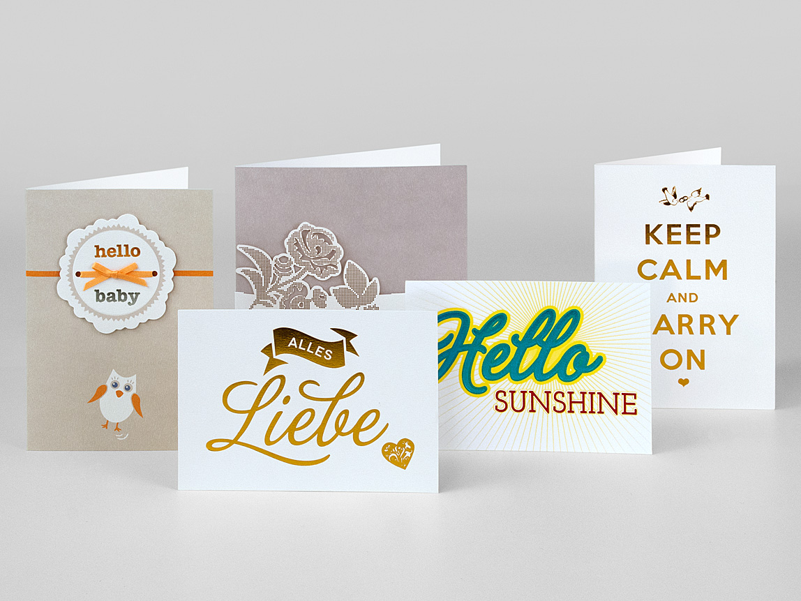 Depot – Greeting Cards Classic