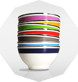 Villeroy & Boch – Decor Anmut My Colour
