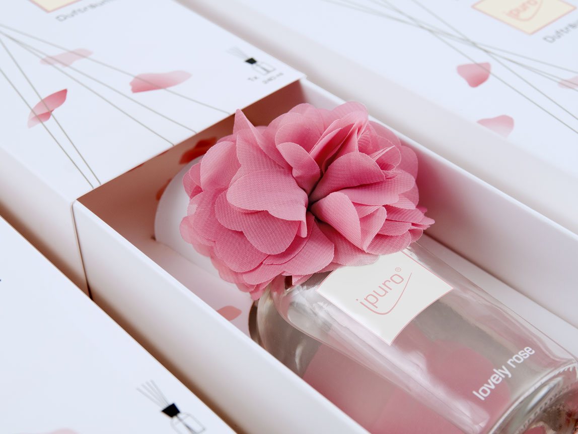Ipuro Perfumes – Room Perfume Lovely Rose