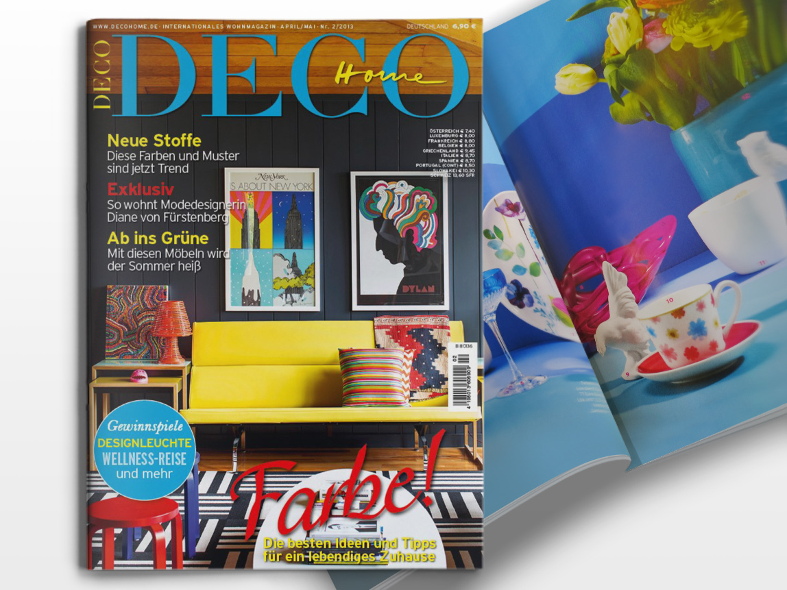 Deco Home – Magazine 2013