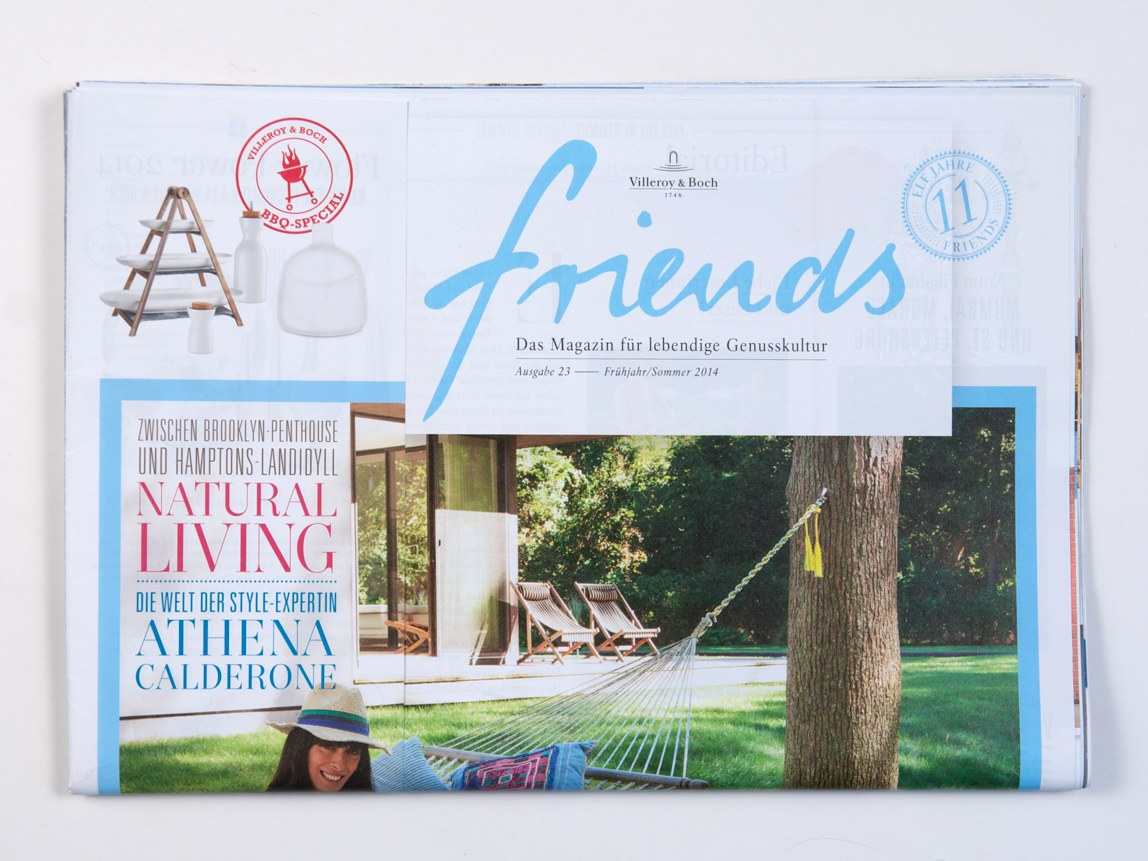 Friends – Magazine 2014