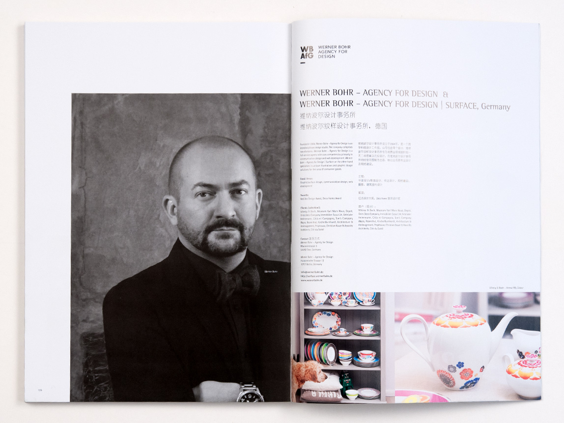 Red Dot Design Award – Magazine 2013