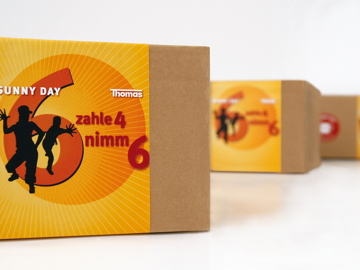 Thomas Porcelain – Packaging Sunny Day
