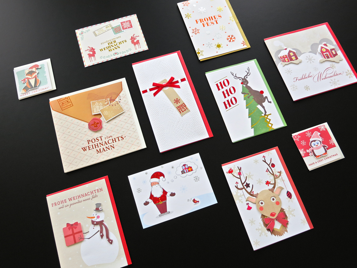 Depot – Greeting Cards Christmas