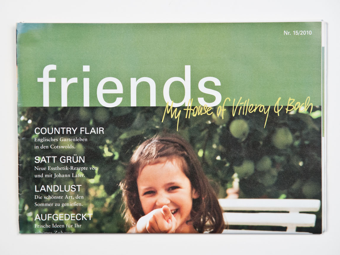 Friends – Magazine 2010